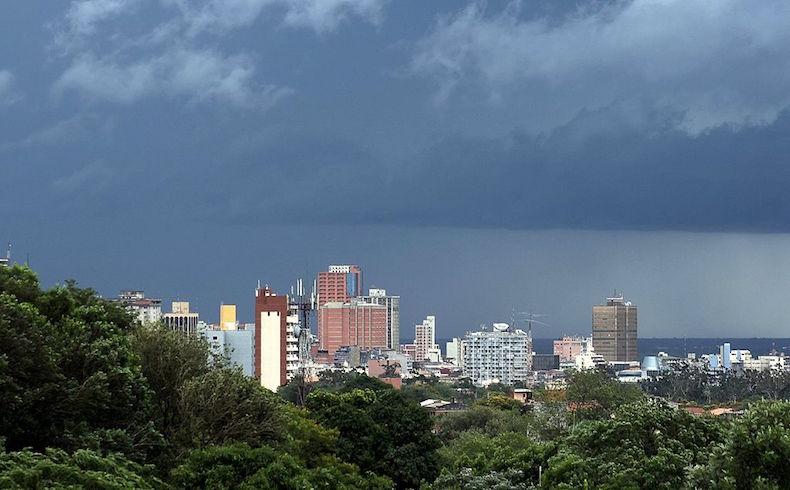 La economía de Estados Unidos y El Paraguay