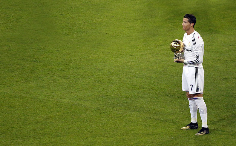"""El futbolista Cristiano Ronaldo protagoniza el """"spot"""" más visto en YouTube"""