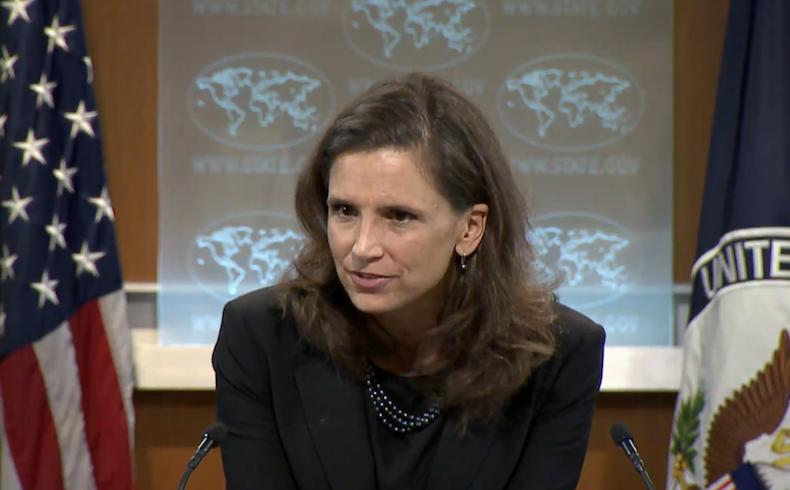 EEUU pide a Rusia y a Ucrania reducir tensiones en Crimea
