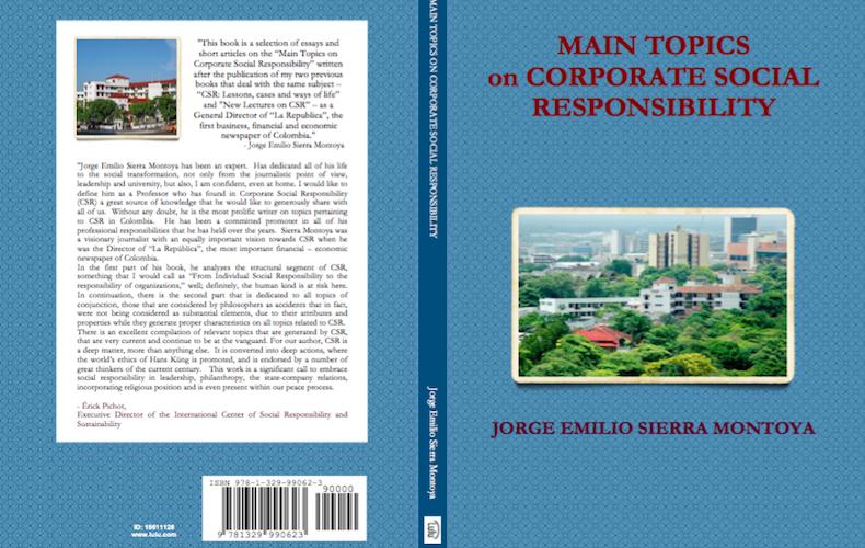 """Edición en inglés del libro """"Temas claves de RSE"""""""