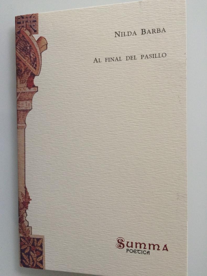 """""""Al final del pasillo"""" (Editorial Vinciguerra, 2016)"""