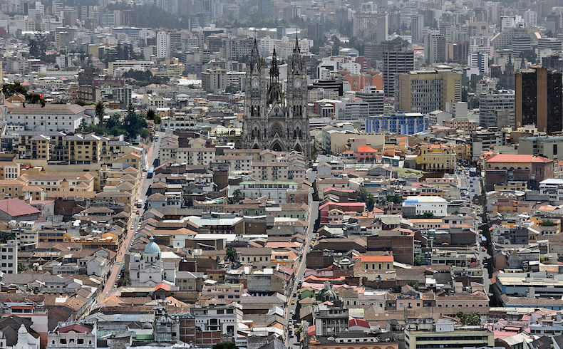Ecuador garantiza oportunidades a las personas con discapacidad visual