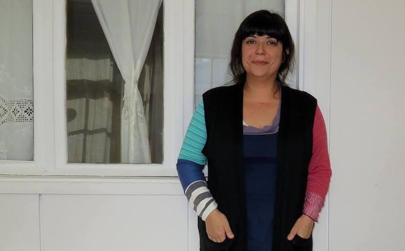 Luciana A. Mellado: sus respuestas y poemas