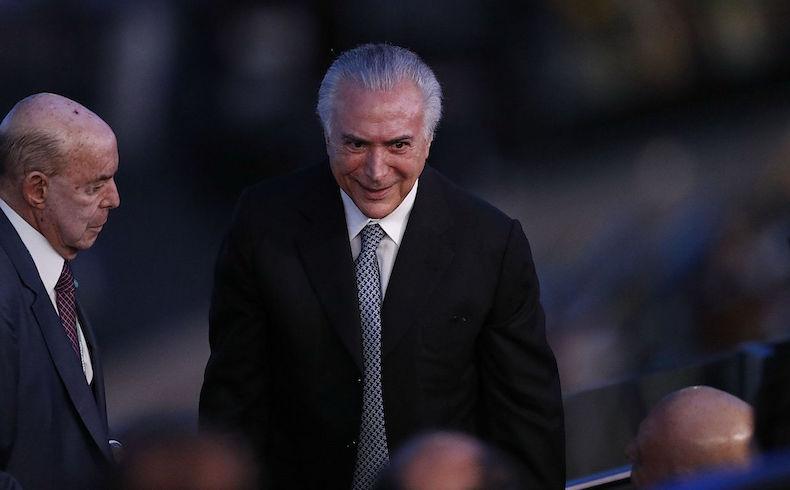 """Temer asume la presidencia y decreta el fin del Brasil """"bolivariano"""""""