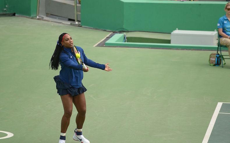 Gatorade: Serena Williams promociona un juego de Snapchat