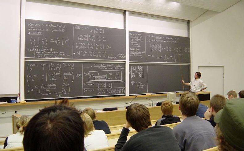 La realidad de los profesores