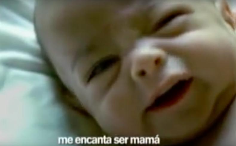 McDonalds apuesta por la vida en su spot 'Me encanta ser mamá'
