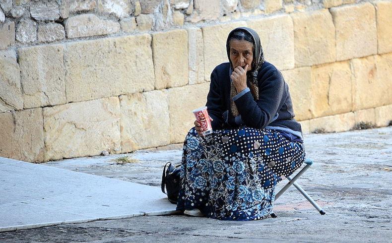 Pobreza severa en España