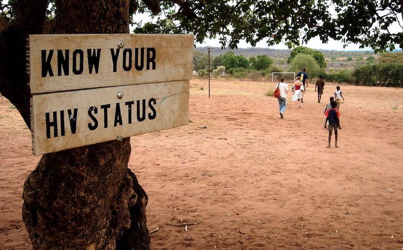 El Sida ya ha infectado a más de 75 millones de personas en todo el mundo. ¿A qué te comprometes tú?