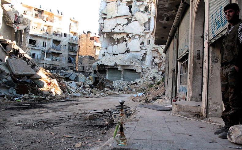 """Fuerza aérea belga bombardea Alepo: """"Bruselas niega todo"""""""