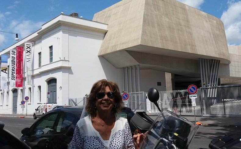 Antonia B. Taleti: sus respuestas y poemas