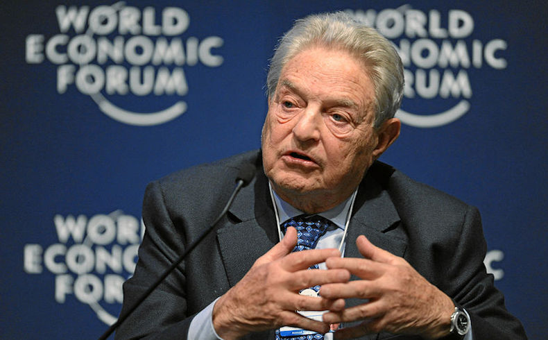 George Soros y la trama anti-Trump