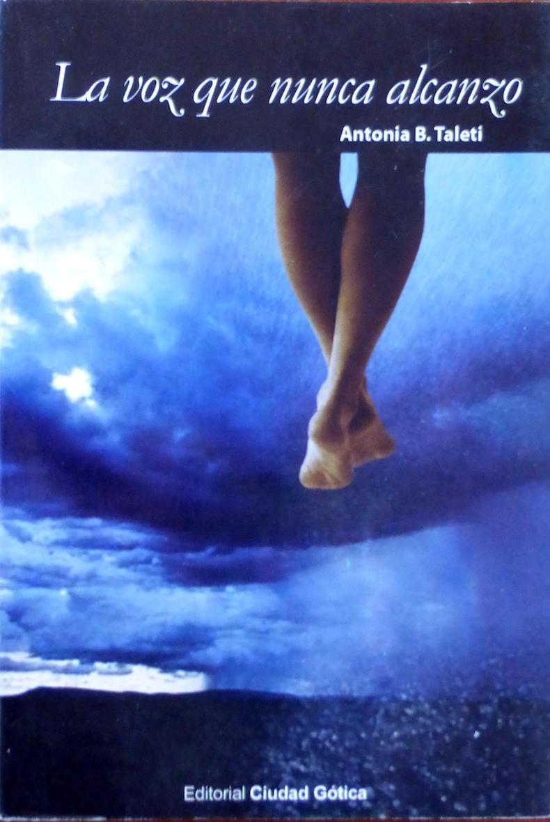 """""""La voz que nunca alcanzo"""" (2004)"""