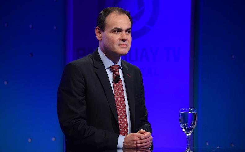 Entrevista con el Dr. Rubén Ramírez Lezcano, candidato del Gobierno Paraguayo a presidir la CAF