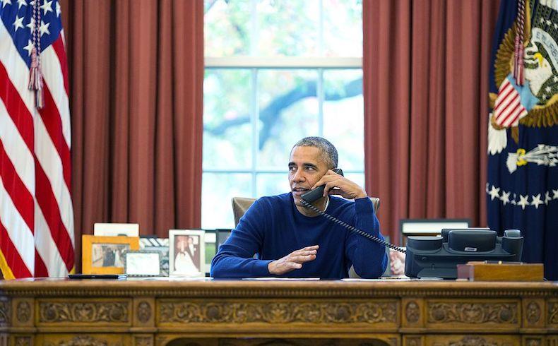 Obama: Ordenó al Pentágono eliminar líderes terroristas
