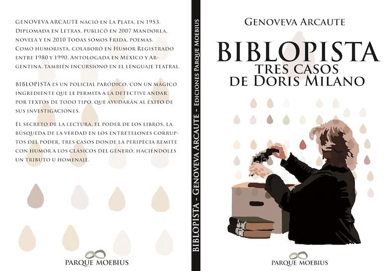 """Biblopista. Tres casos de Doris Milano"" (2012)"