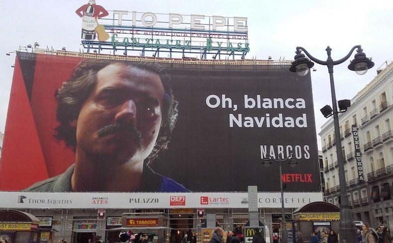 """Colombia exige a Manuela Carmena la inmediata retirada del anuncio """"Oh, blanca Navidad"""" de Netflix"""