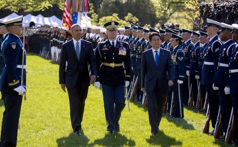 Histórico: Shinzo Abe ofreció sus condolencias por el ataque nipón a Pearl Harbor