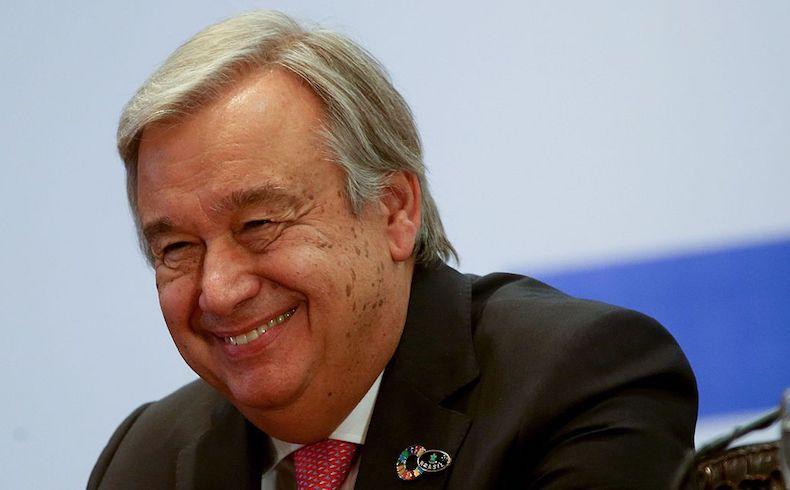 Jefe de ONU enfatiza importancia de prevención de conflictos
