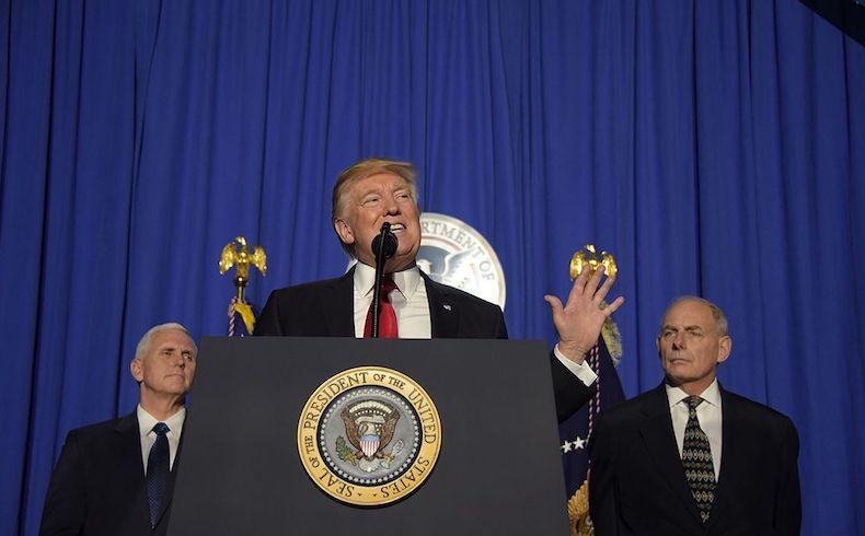 Trump y la paranoia autocrática