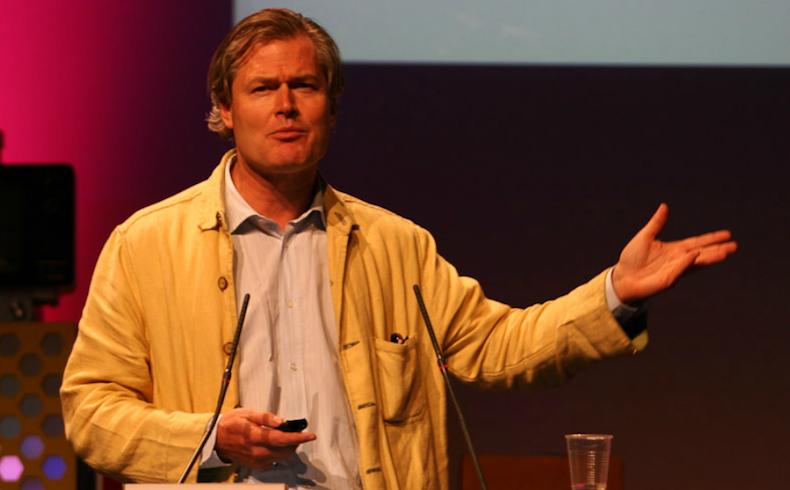 Gunter Pauli: Cómo hacer empresa sin dañar el medio ambiente