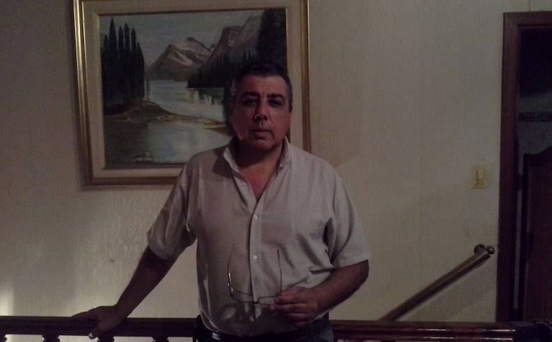 Julio Aranda: sus respuestas y poemas