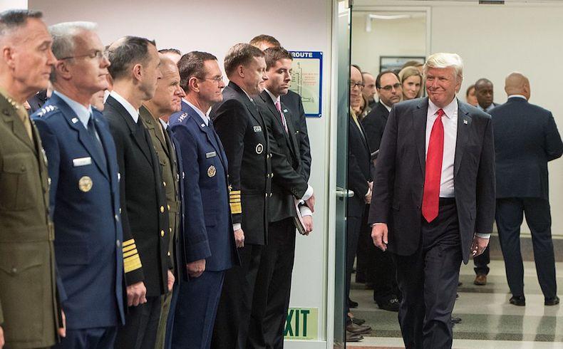 ¿Está Irán en la diana de la Administración Trump?