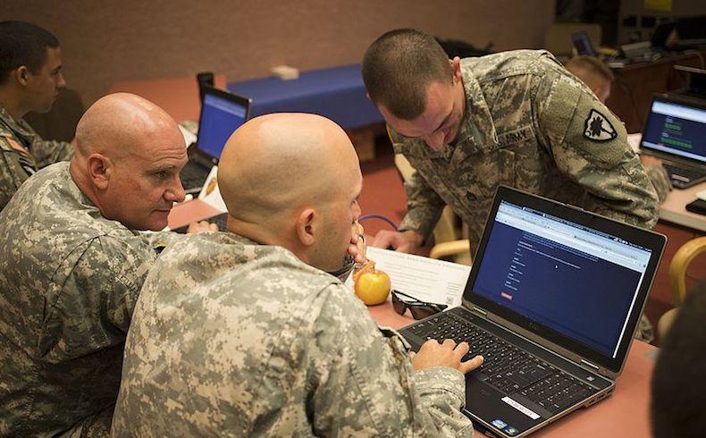 La guerra cibernética EE.UU.-Rusia