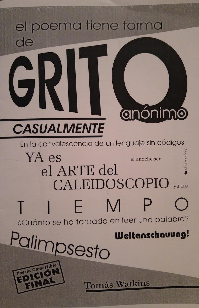 """""""Grito"""" (2003)"""