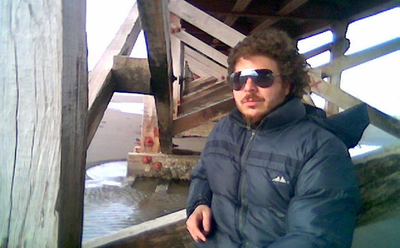 Tomás Watkins 15 – en 2004 – Foto de Carlos Blasco