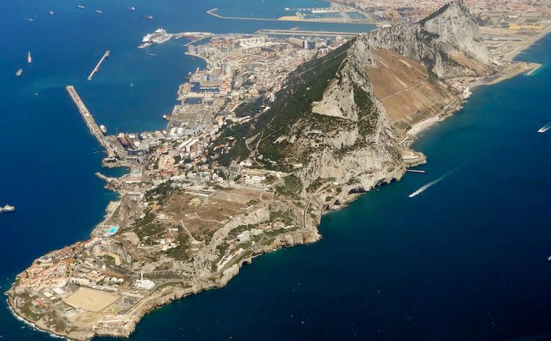 Ocupación ilegal de Gibraltar