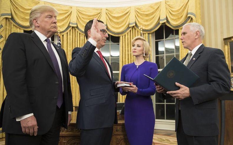 """Reforma fiscal de Trump contempla enorme """"reducción de impuestos"""""""