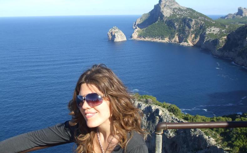 Carina Sedevich 12 – en 2010, Mallorca, España