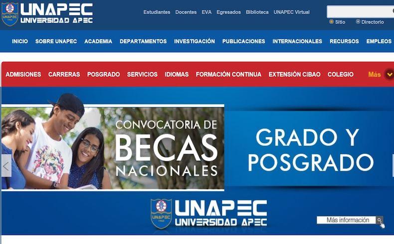 UNAPEC: institución líder regional hacia la investigación científica