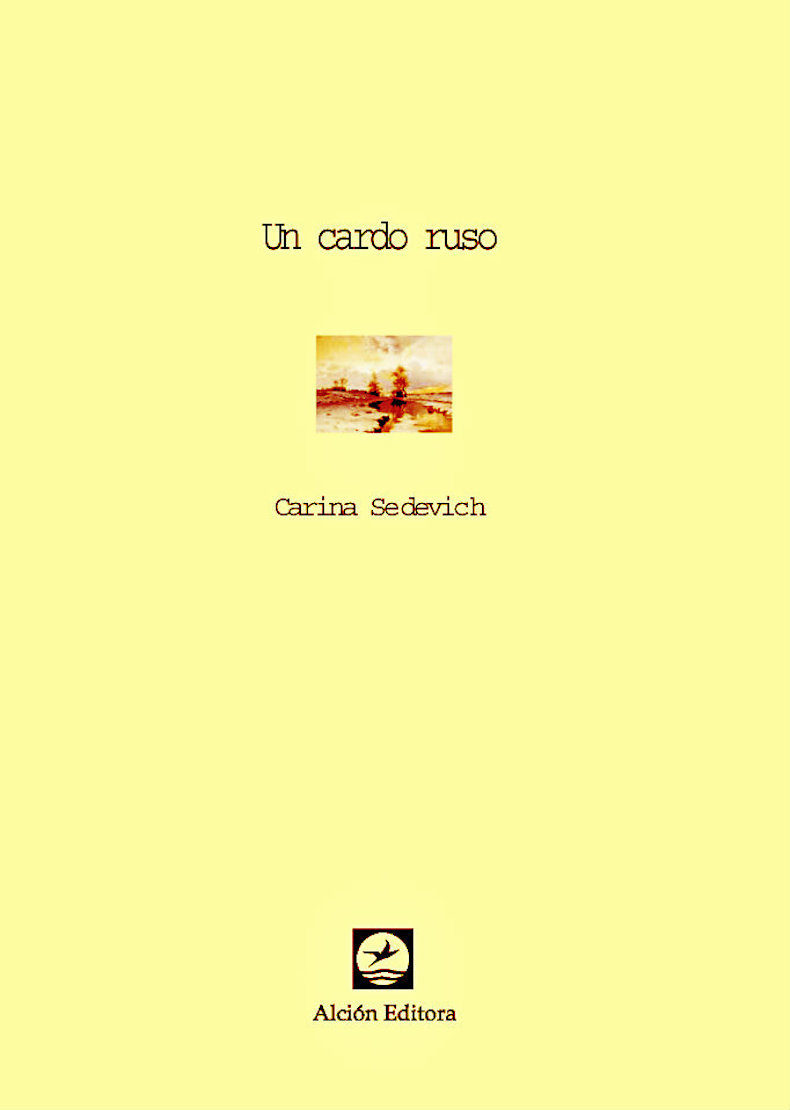 Libro Sedevich 11 – Un cardo ruso, 2016