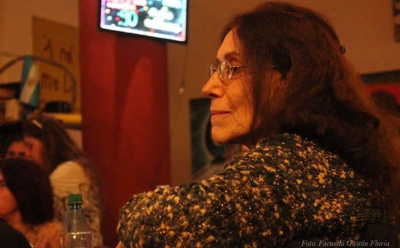 Raquel Jaduszliwer: sus respuestas y poemas