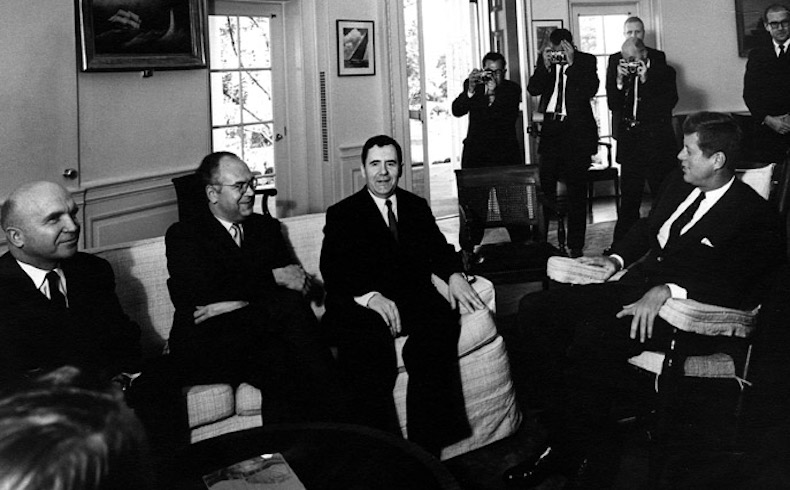 Los misiles de Corea del Norte: ¿Qué haría Kennedy?
