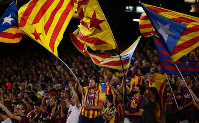 Encuesta: ¿Los seguidores del FC Barcelona desean la independència de Cataluña?