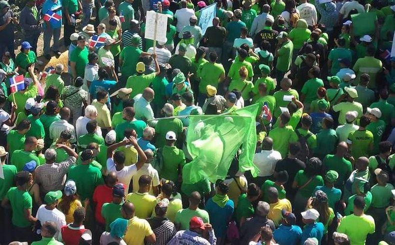 El Movimiento Verde, ¿reacción ciudadana inicial de una primavera Latinoamericana?