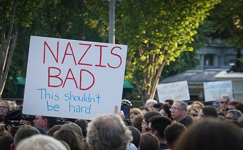 """Los supremacistas y el retorno del """"White Power"""" a EEUU"""