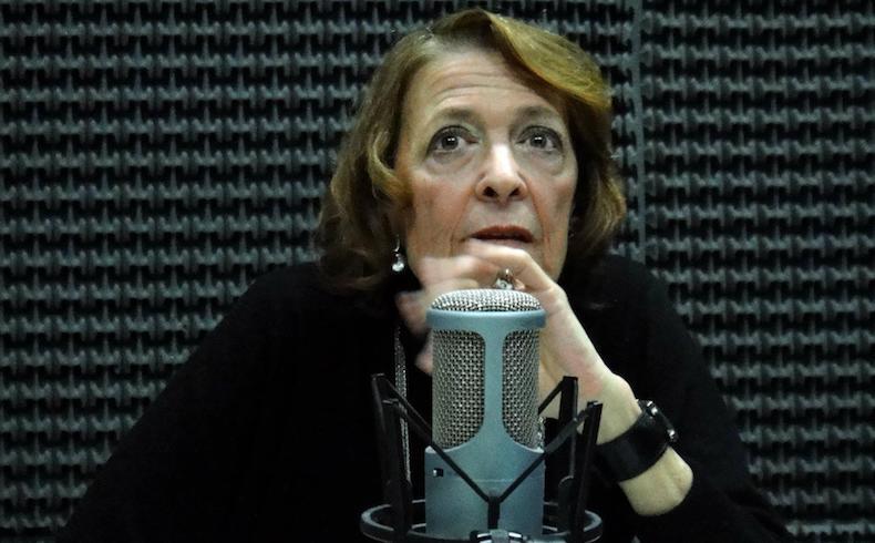 Cristina Piña: sus respuestas y poemas
