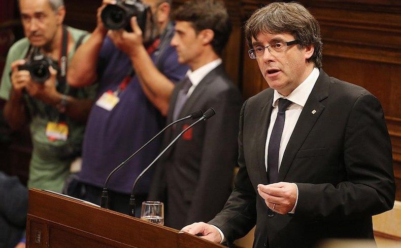 Tribunal Supremo de España falla que Puigdemont puede presentarse en elecciones europeas