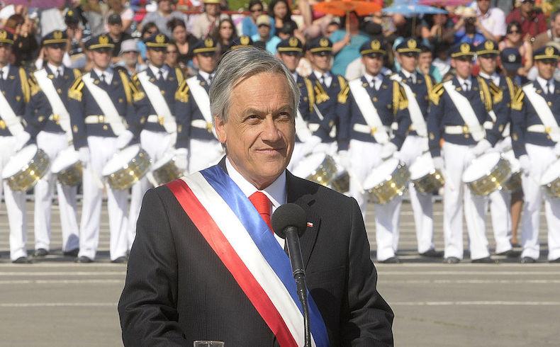 Piñera promete bajar impuestos y duplicar tasa de crecimiento de Chile si repite la presidencia