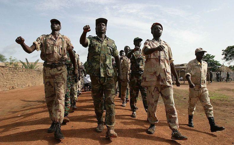 Fracaso de los procesos de paz en conflictos armados: La paz Centroafricana y la de  Colombia