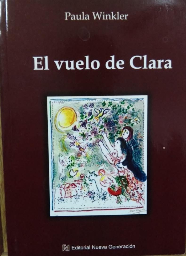 Libro Winkler 2 – El vuelo de Clara