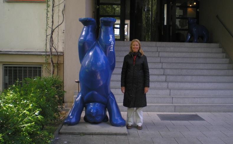 Paula Winkler: sus respuestas y poemas