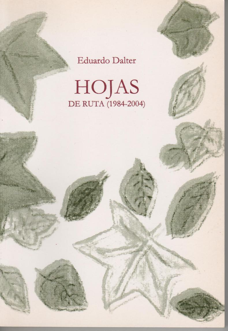 Libro Dalter 15 – Hojas de ruta
