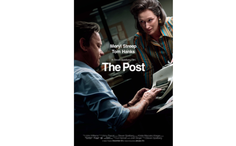 Washington Post en el cine
