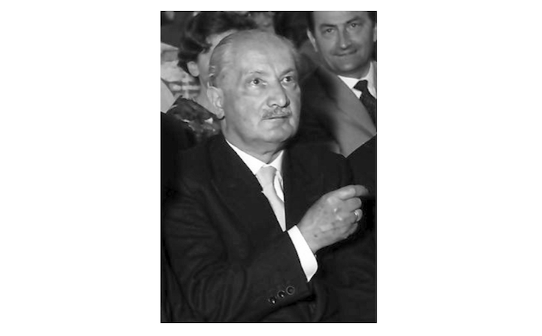 Comentario sobre Heidegger