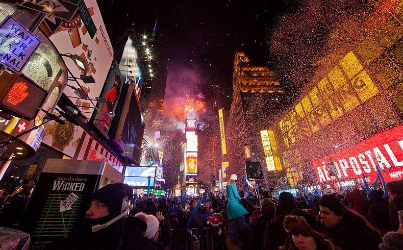 Ciudades de Europa y EE.UU. blindadas para recibir el Año Nuevo